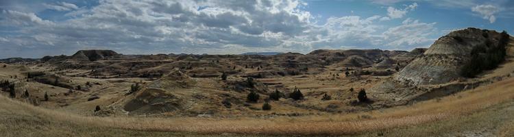 Montana Badlands
