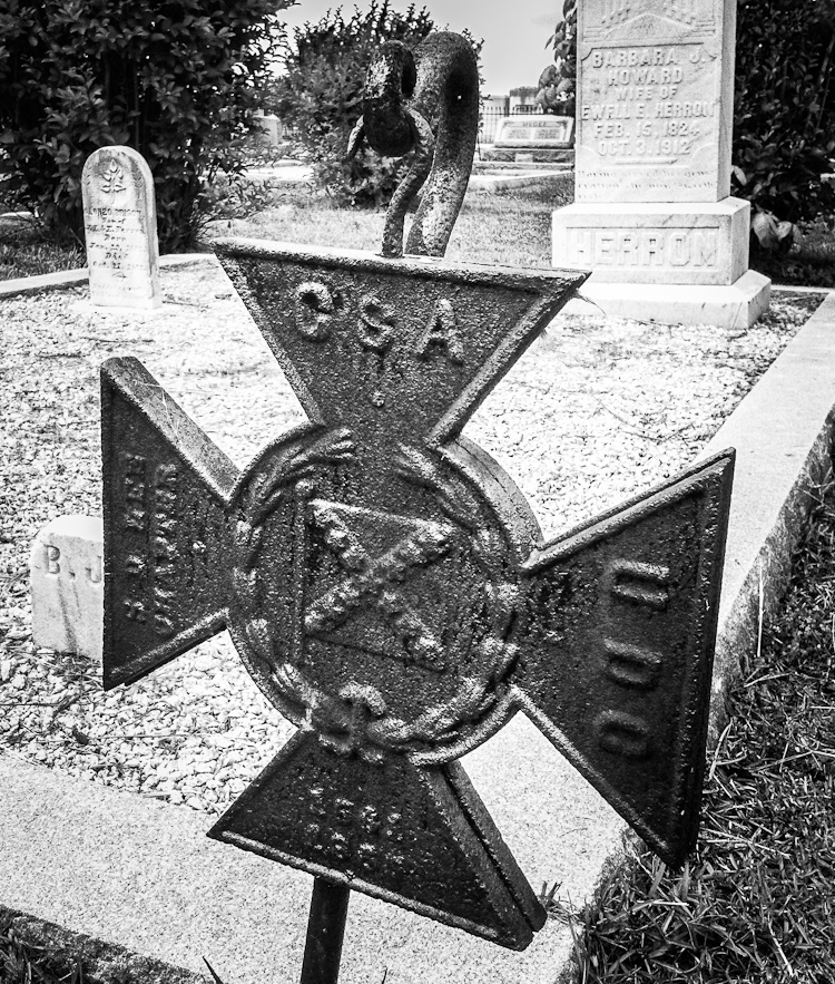 Confederate Cross