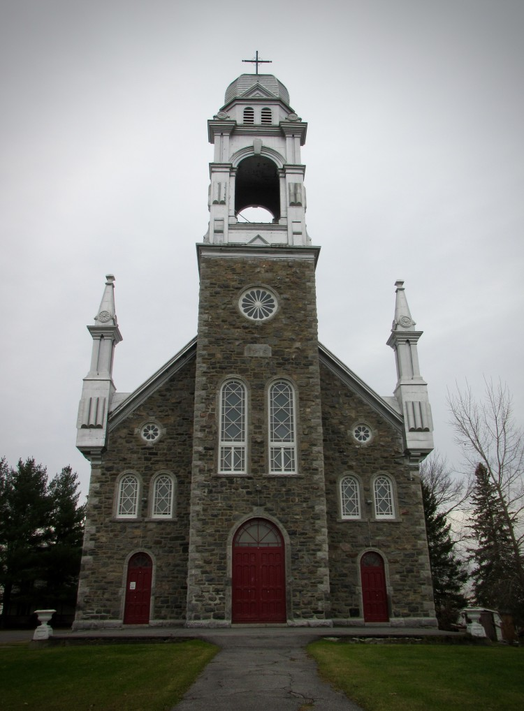 Church in Southern Quebec